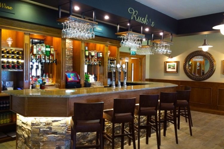 Rusk's Bar & Restaurant at Clogher Valley Golf Club