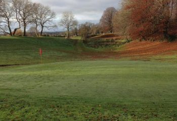 6th | 15th Green looking back towards tee box