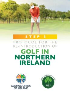 Course Open to Visitors (Green Fee payers) from 29th June 2020